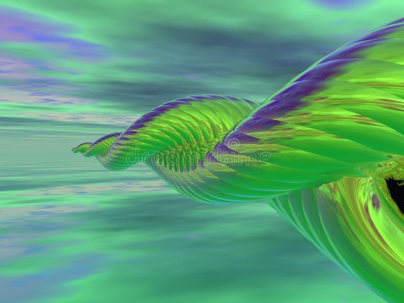 Download Digital abstraktion stock illustrationer. Illustration av element - 513372