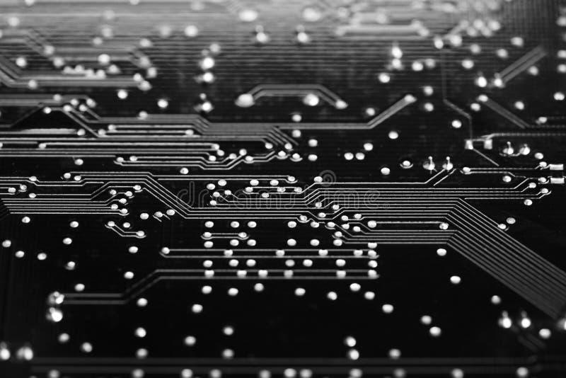 Digital AI, intelligenza artificiale o backgrou di apprendimento automatico fotografia stock libera da diritti