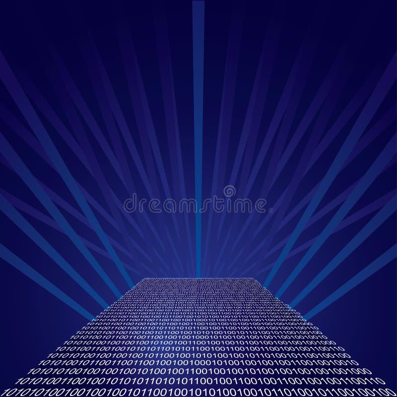 Download Digital background stock vector. Image of code, software - 14409349
