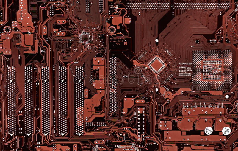 Download Digital Background stock image. Image of circuit, motherboard - 16701337