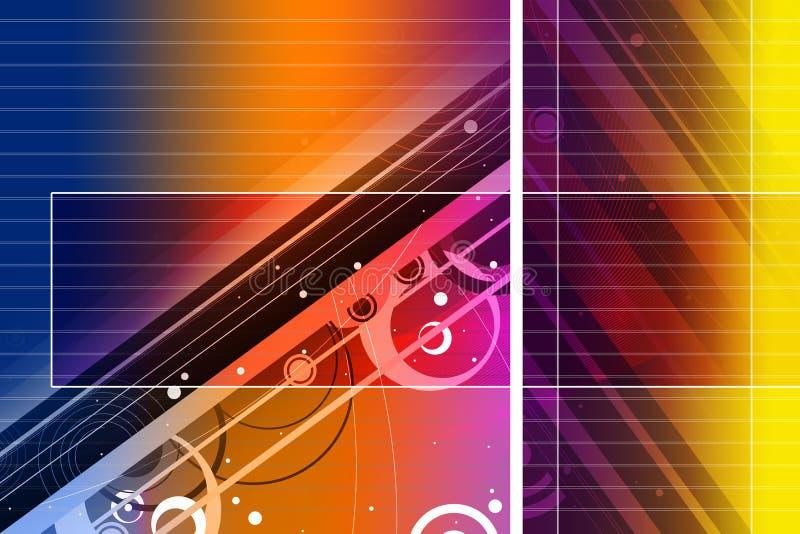 Download Digital background stock illustration. Image of motion - 25310500
