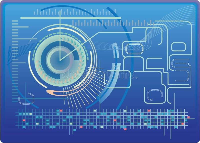 Digital Background Free Stock Photography