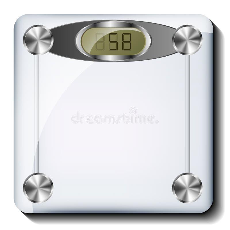 Free Digital Bathroom Scale Stock Photos - 30319683