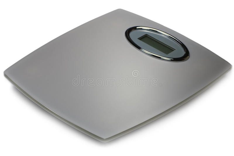 Download Digital Bathroom Scale Isolated Stock Image - Image: 11314009