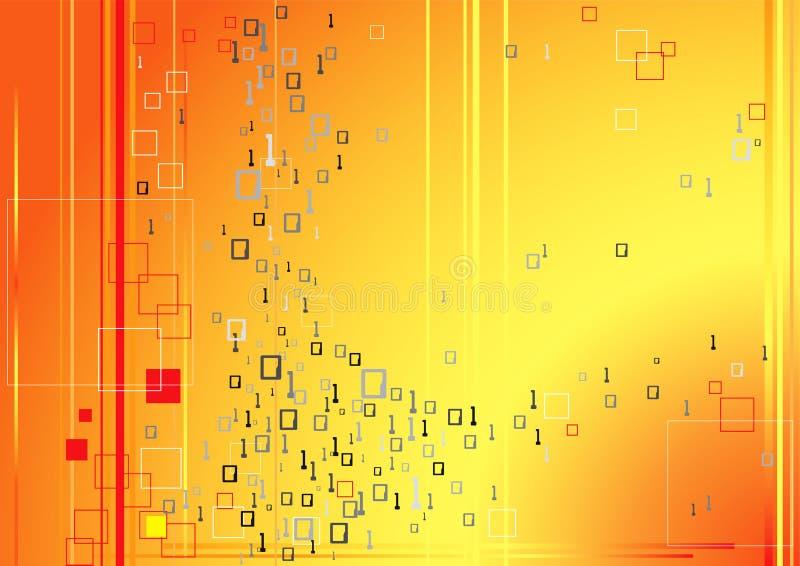 Download Digital Binary Code Technology Stock Vector - Image: 2530308