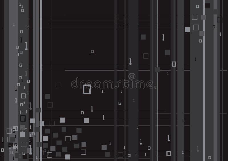 Download Digital Binary Code Technology Stock Vector - Image: 2732001
