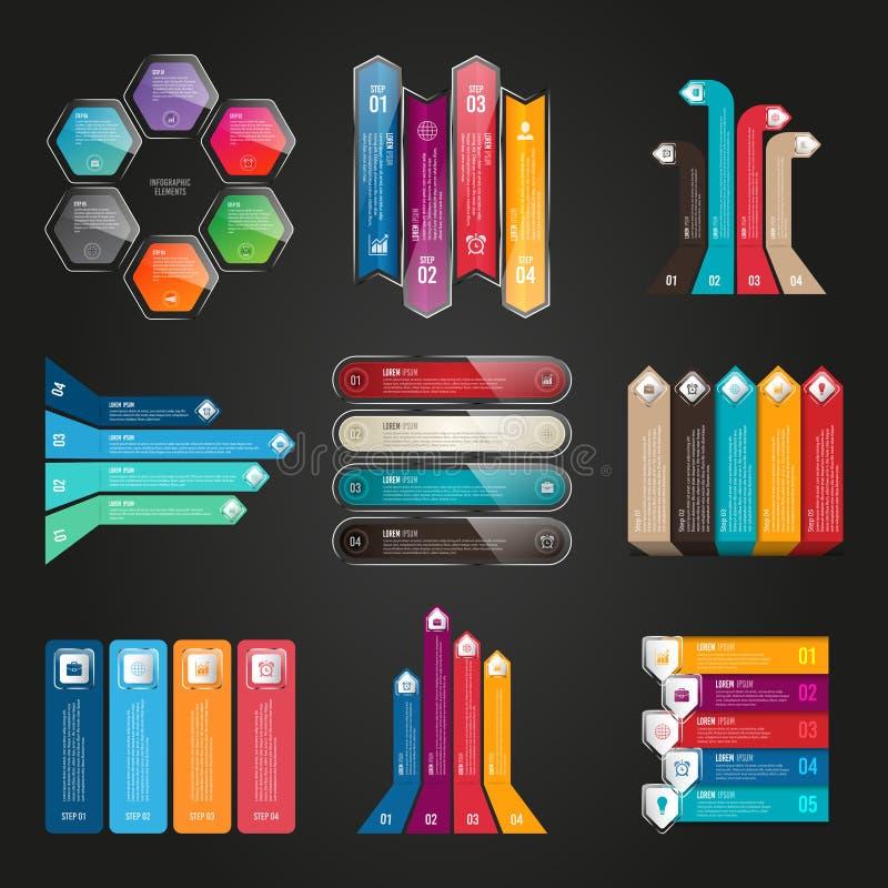 Digital business infographic vector design. The Digital business infographic vector design vector illustration