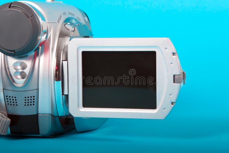 digital camcorder royaltyfri foto