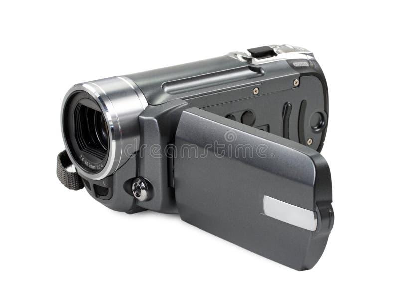 digital camcorder arkivfoton