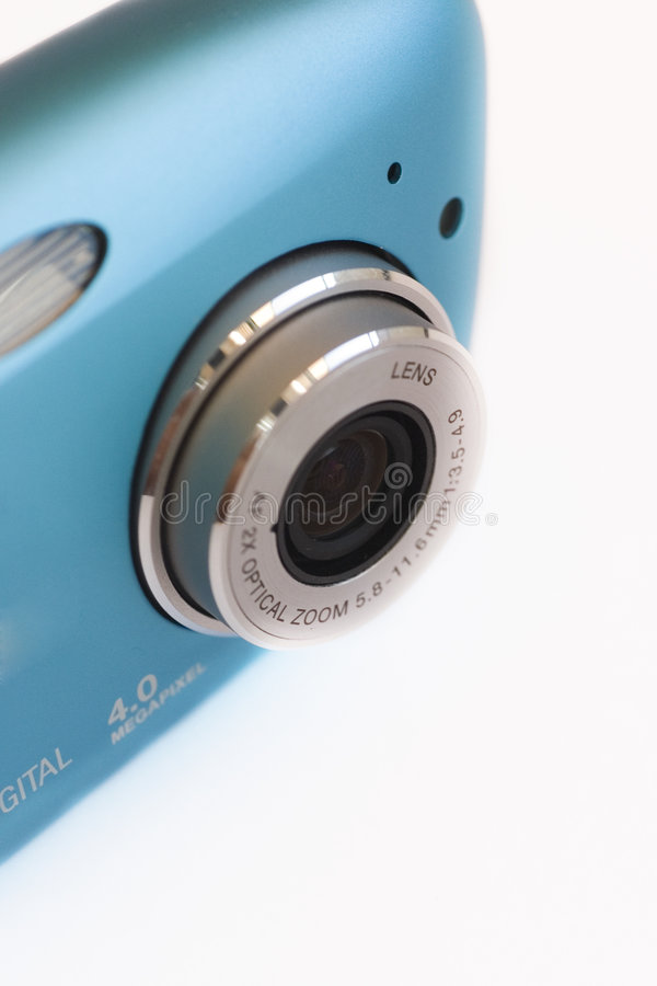 Download Digital Camera stock image. Image of aqua, concept, compact - 160069