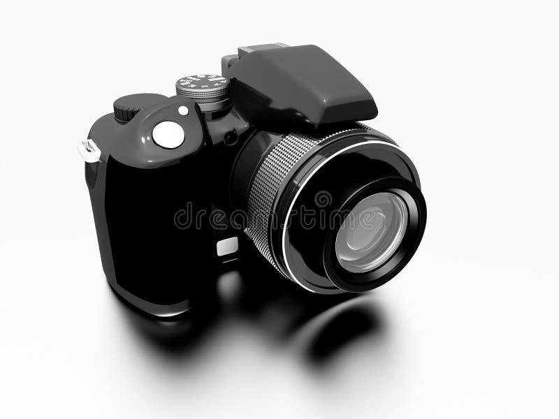 Download Digital camera stock illustration. Image of photo, illustration - 18022237