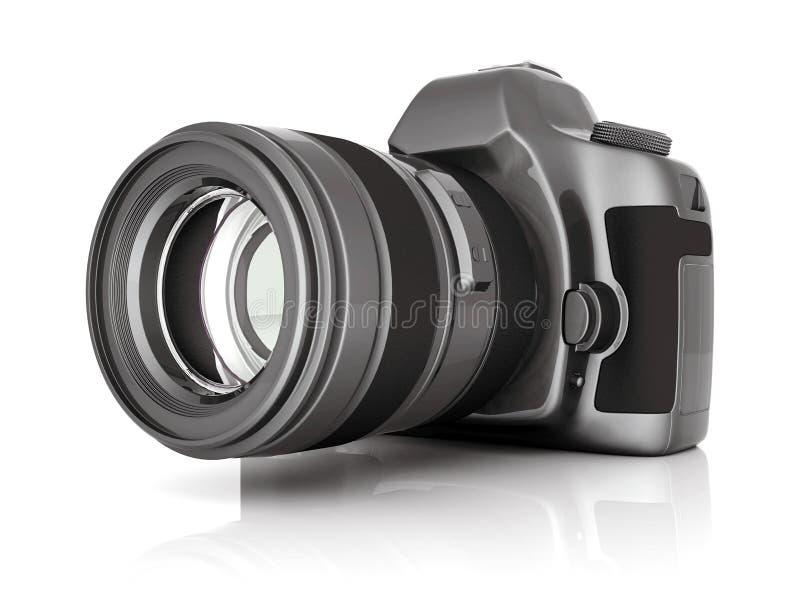 Download Digital camera stock illustration. Image of capture, multimedia - 23684373
