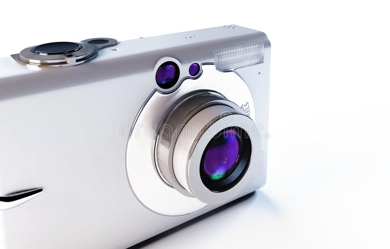 Download Digital camera stock image. Image of front, mobility - 28081895