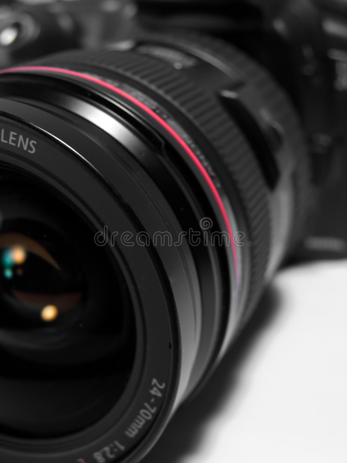 Digital Camera 3 royalty free stock photography