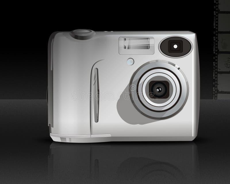 Digital Camera stock illustration