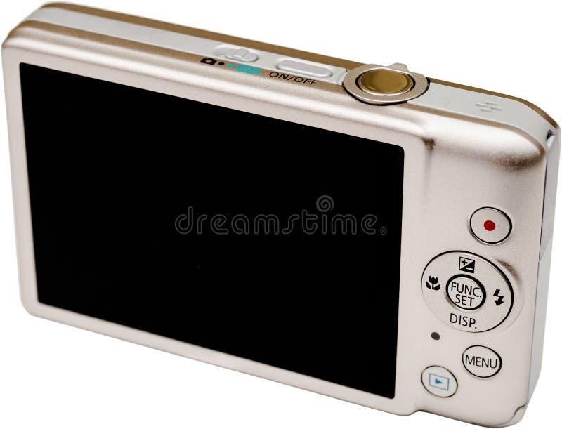 Digital Camera Lcd Screen stock photography