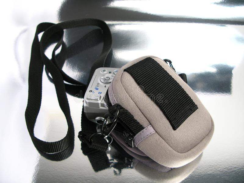 Download Digital Camera In Their Case Stock Image - Image: 5316757
