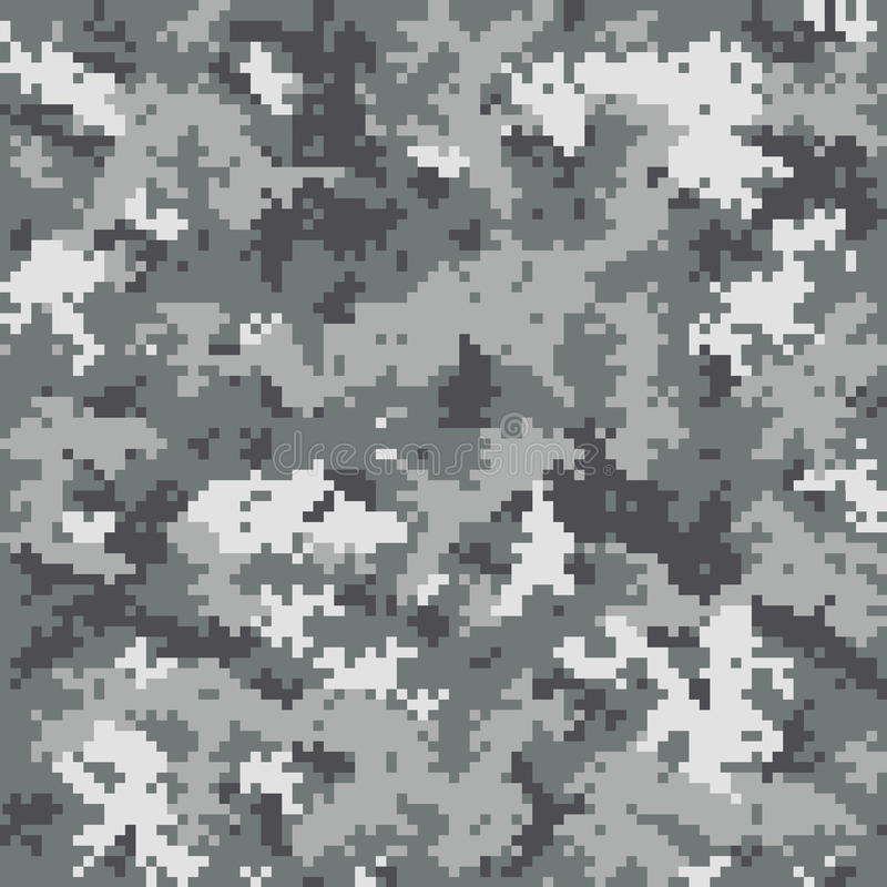 Free Digital Camouflage Pattern Royalty Free Stock Image - 16485306