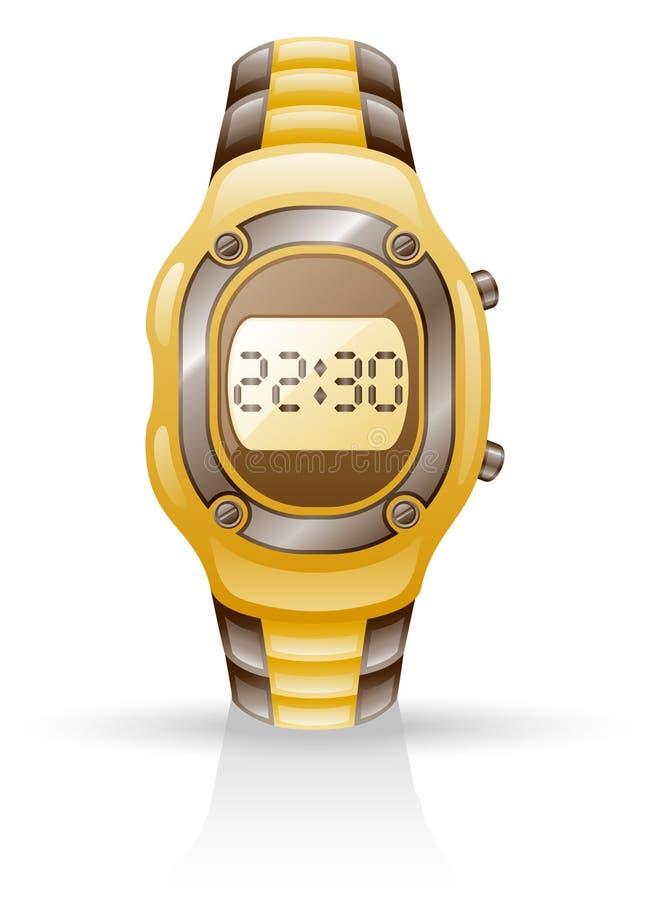 Download Digital Clock Stock Photography - Image: 17554612
