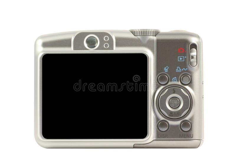 Download Digital Compact Camera Back Side Stock Images - Image: 5047494