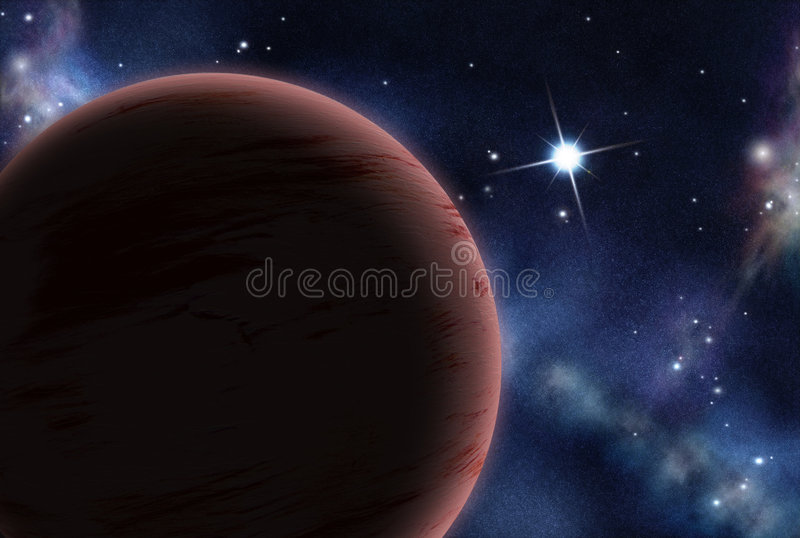 Download Digital Created Starfield Royalty Free Stock Photography - Image: 8074927
