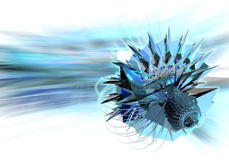 Download Digital Crystal 2 - Design Element Stock Illustration - Illustration of print, illustrator: 452397