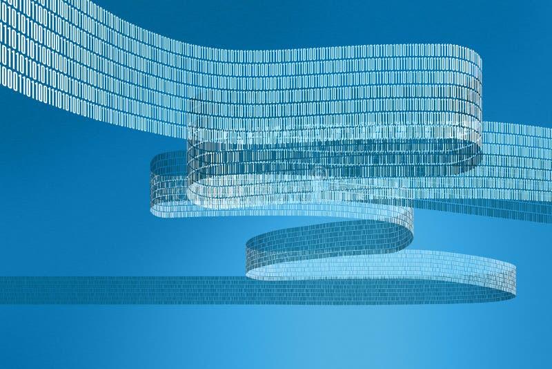 Download Digital data stock illustration. Image of illustration - 13775869