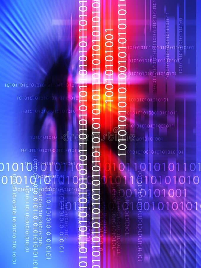 Digital Data Background