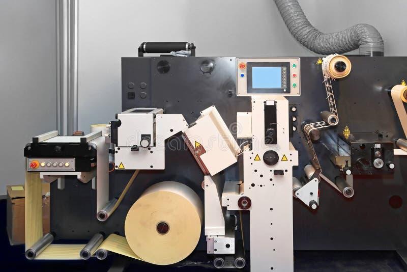 Digital, die Maschinerie umwandeln stockfoto