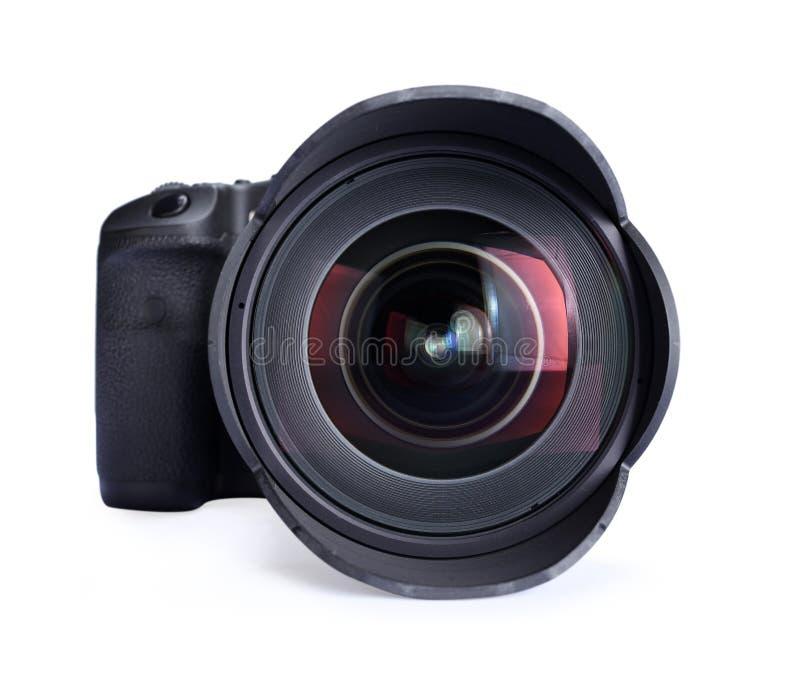 digital dslr för kamera royaltyfri bild