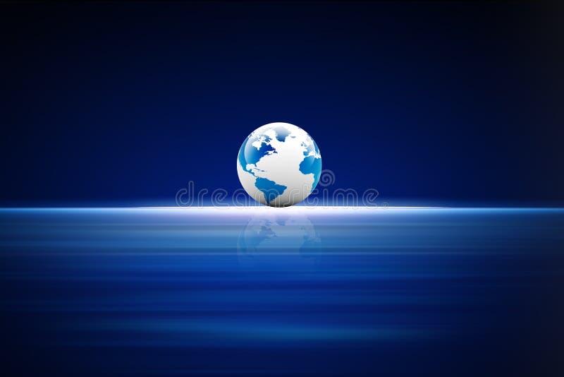 Digital-Erde vektor abbildung