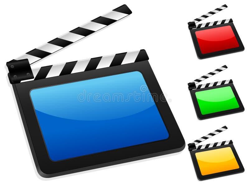 Digital Film Slate Stock Photos