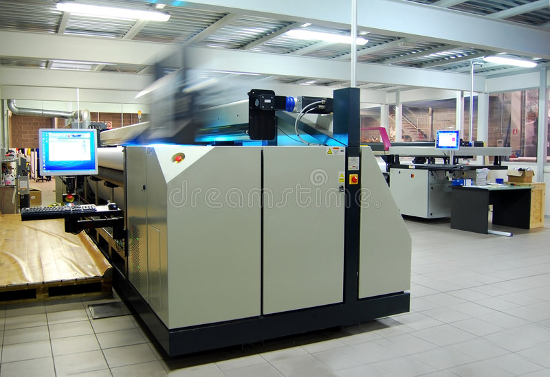 digital formatprinting wide royaltyfri foto