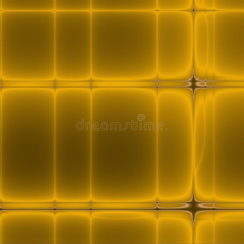 Digital-Glühen stock abbildung