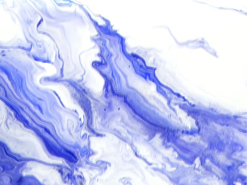 Digital glitch art psychedelic background. stock illustration