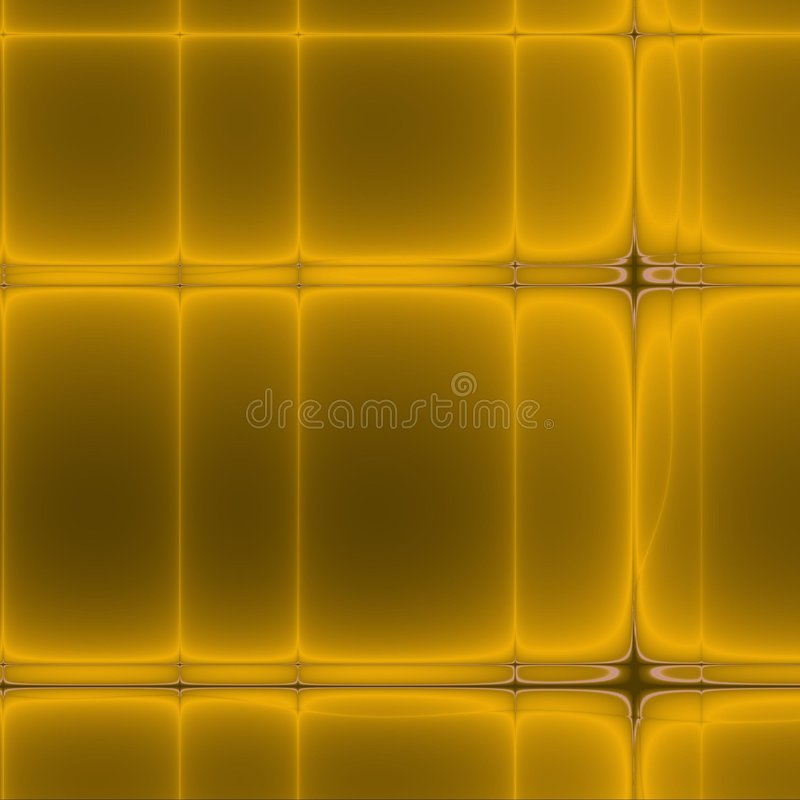 Digital glow stock illustration