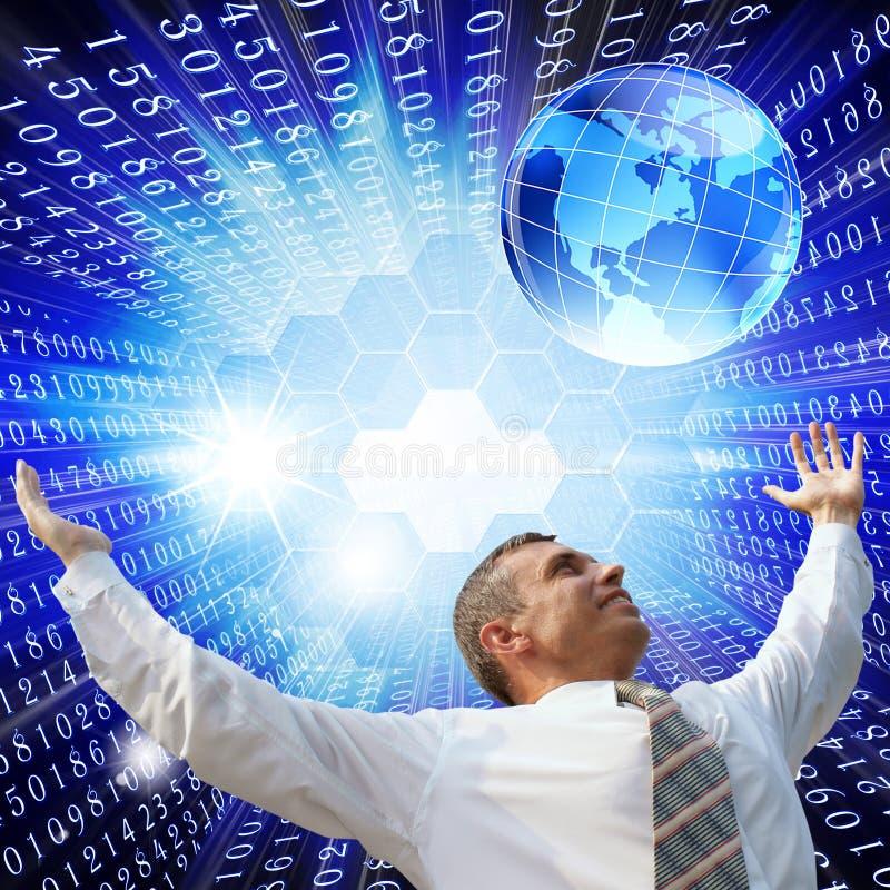 Download Digital Internet Technology Stock Image - Image: 25668811