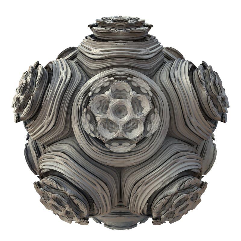 Digital konstdesign 11141 för abstrakt fractal arkivbilder