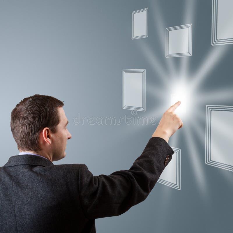 Digital-Konzept lizenzfreie abbildung