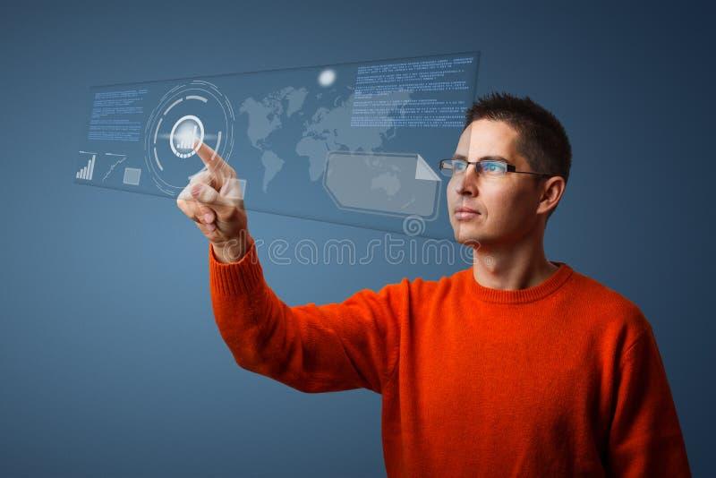 Digital-Konzept stockbilder