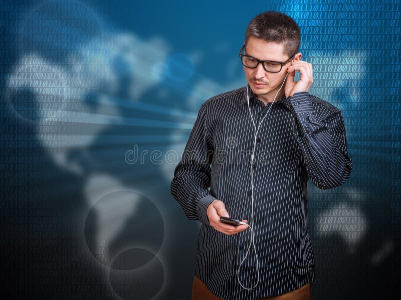 Digital-Konzept lizenzfreie stockfotos