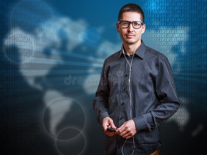 Digital-Konzept stock abbildung