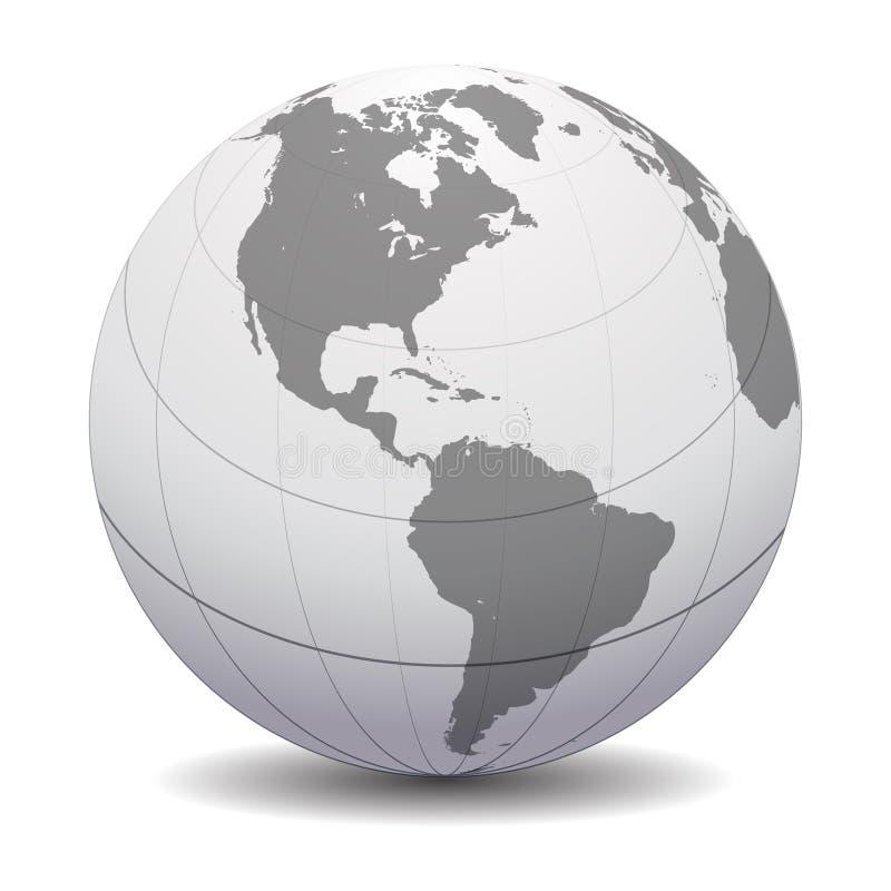 Digital-Kugel stock abbildung