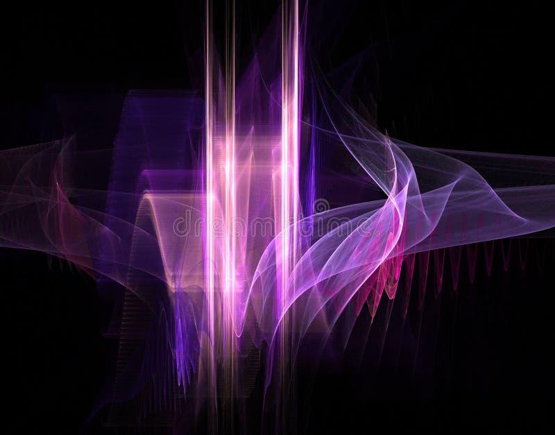 digital målning vektor illustrationer