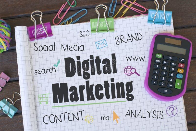 Digital-Marketing stockfotos