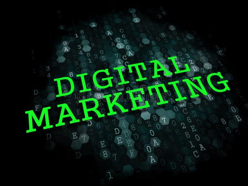 Digital Marketing. Business Concept. Stock Photos