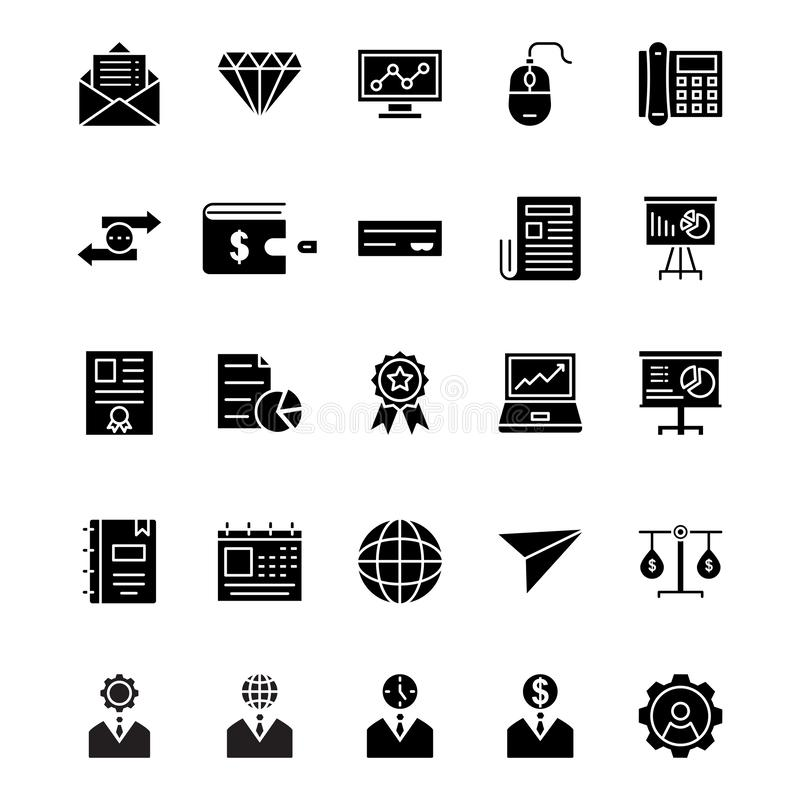 Digital Marketing Isolated Vector icon that can be easily edit or modified royalty free illustration
