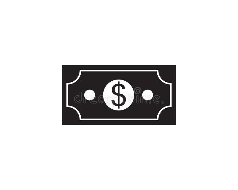 Digital Money logo vector. Template, finance, icon, business, design, concept, cash, symbol, bank, financial, currency, illustration, banking, dollar, abstract vector illustration