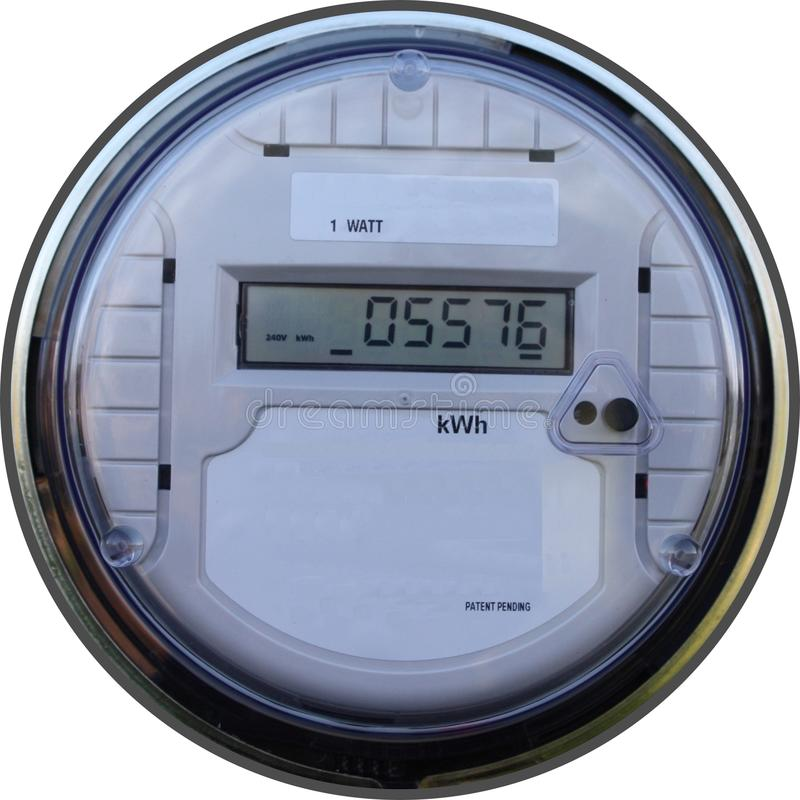 Free Digital Outdoor Meter Royalty Free Stock Image - 9394546
