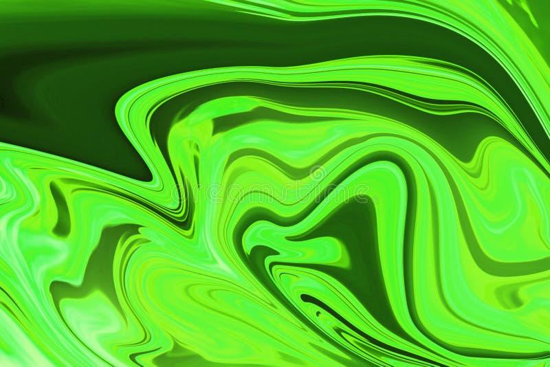 Digital painting stock illustration